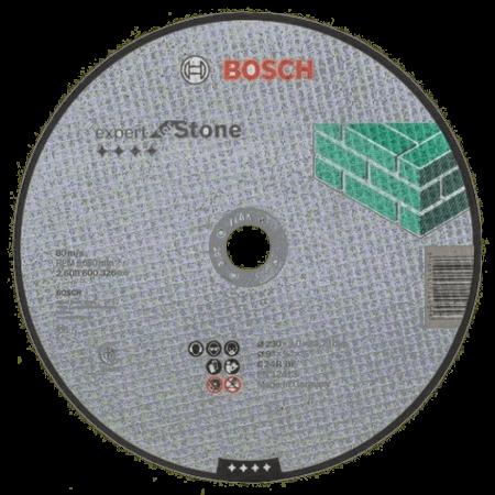 Disc abraziv Bosch EXPERT STONE Ø230x3mm