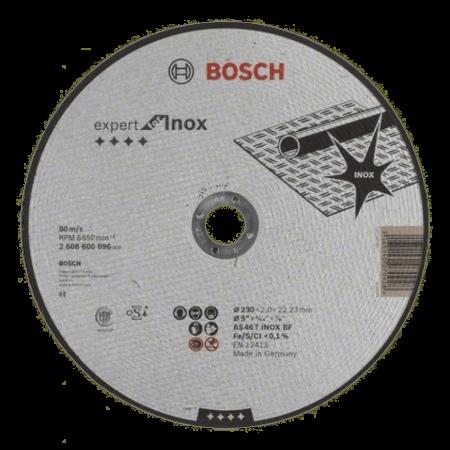 Disc abraziv Bosch EXPERT STONE Ø230x2mm