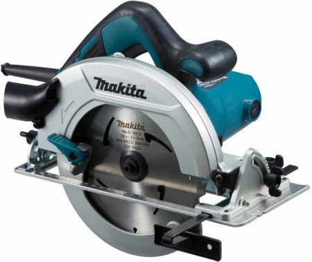 Fierastrau circular manual Makita HS7601 de mana