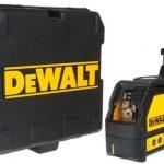Nivela laser in cruce verde Dewalt DW088CG-XJ