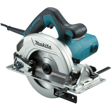 Fierastrau circular manual Makita HS6601 manual de mana