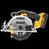 Fierastrau circular cu 2 acumulatori DeWalt DCS391M2 de mana manual