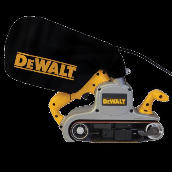 Slefuitor cu banda DeWalt DWP352VS