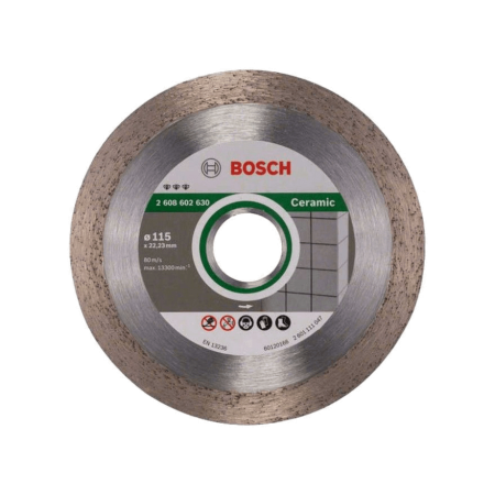 Disc diamantat Bosch CERAMIC Ø115mm