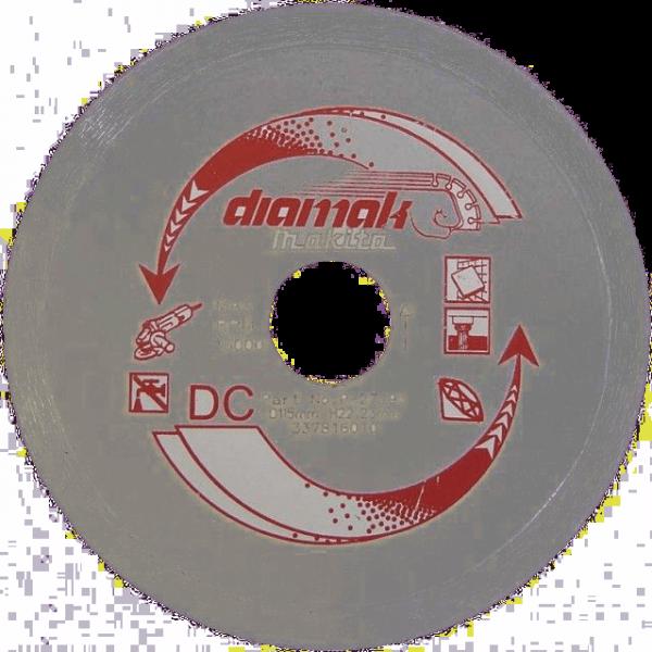Disc diamantat Makita DIAMAK MARBLE