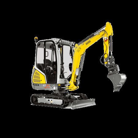 Excavator conventional pe senile Wacker-Neuson ET20