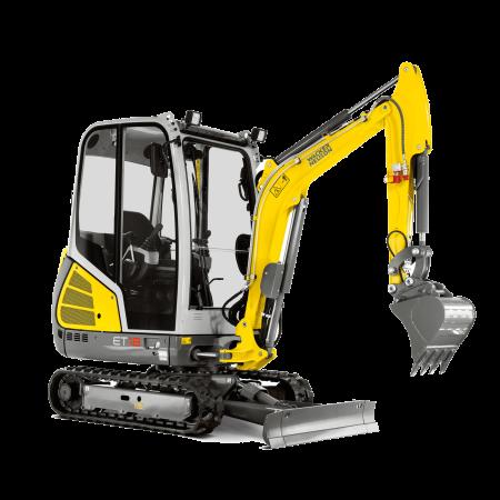 Excavator conventional pe senile Wacker-Neuson ET18