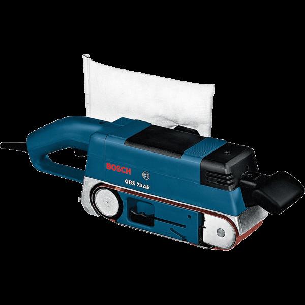 Sfefuitor cu banda Bosch GBS 75 AE