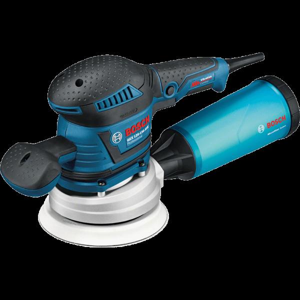 Slefuitor orbital cu excentric Bosch GEX 125-150 AV