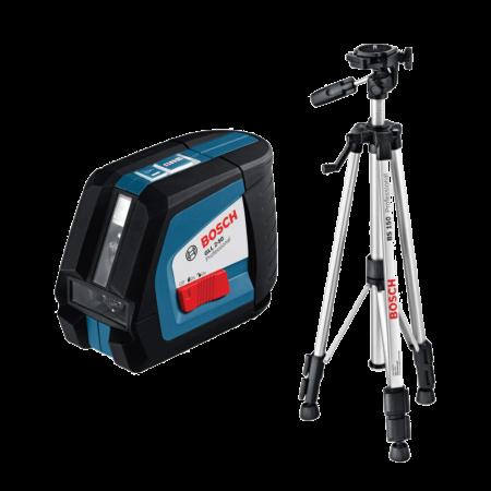 Nivela laser cu linii Bosch GLL 2-50