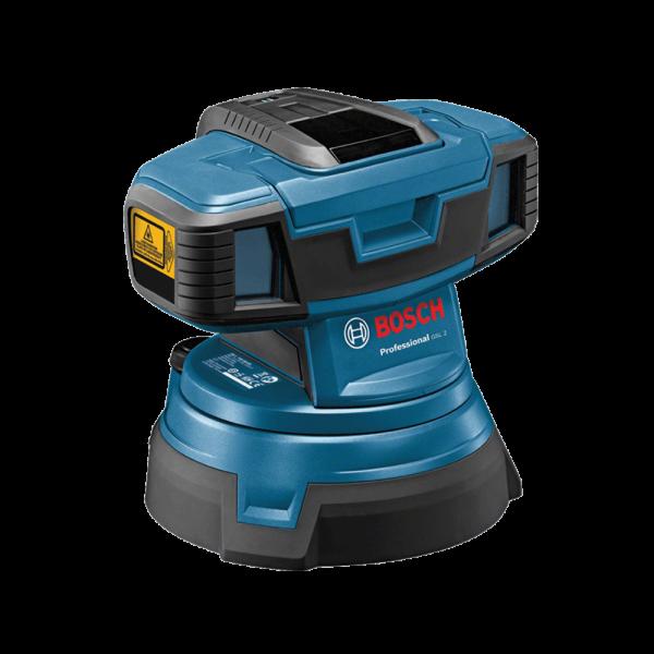 Nivela laser masurare planeitate pardoseli Bosch GSL 2