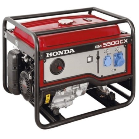 Generator de curent monofazat Honda EM5500CXS2