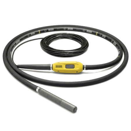 Vibrator de beton cu convertizor incorporat Wacker-Neuson IEC 45