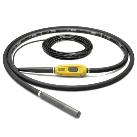 Vibrator de beton cu convertizor incorporat Wacker-Neuson IEC 38