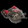 Fierastrau circular cu 2 acumulatori Milwaukee M18 CCS66-902X