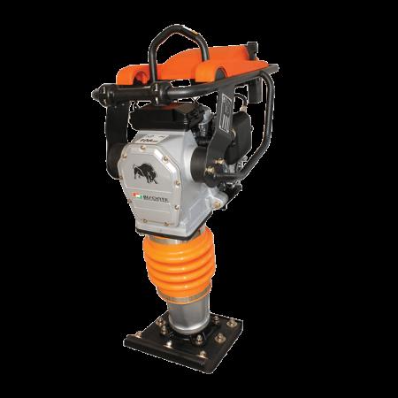 Mai compactor cu motor in 4 timpi Bisonte MC75-S