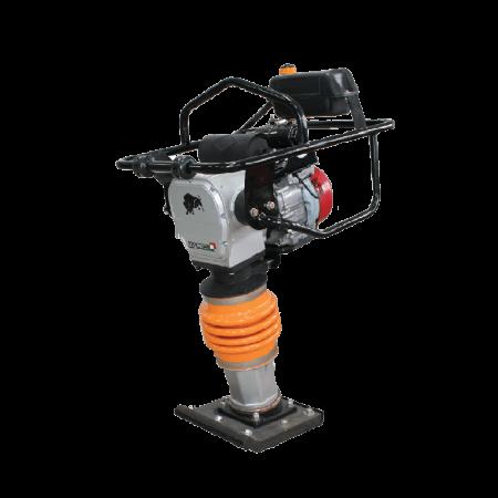 Mai compactor cu motor in 4 timpi Bisonte MC80-H