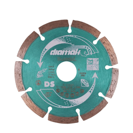 Disc diamantat Makita DIAMAK CONCRETE