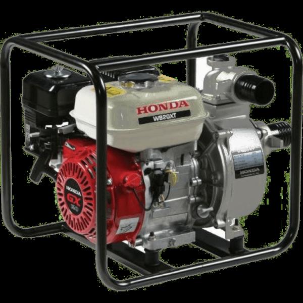 Motopompa pentru apa semi-murdara Honda WB30XT3