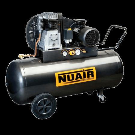 Compresor cu piston NUAIR 100L CM3 NUB B 2800B/100