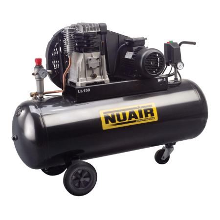 Compresor cu piston NUAIR NUB B 3800B/100 CT3 400V
