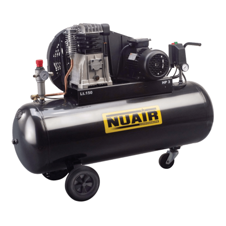 Compresor cu piston NUAIR NUB B 3800B/150 CT3 400V