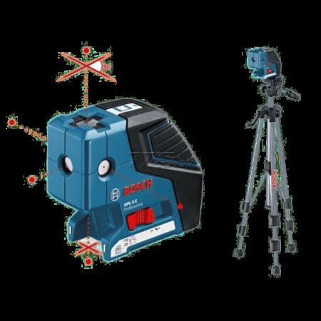Nivela laser cu linii Bosch GPL 5