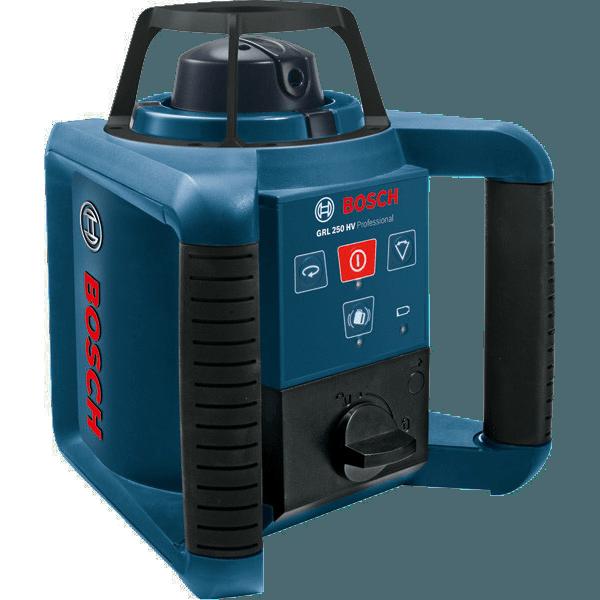 Nivela laser rotativa Bosch GRL 250 HV