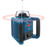 Nivela laser rotativa Bosch GRL 300 HV