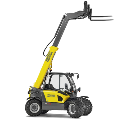 Incarcator telescopic Wacker-Neuson TH412