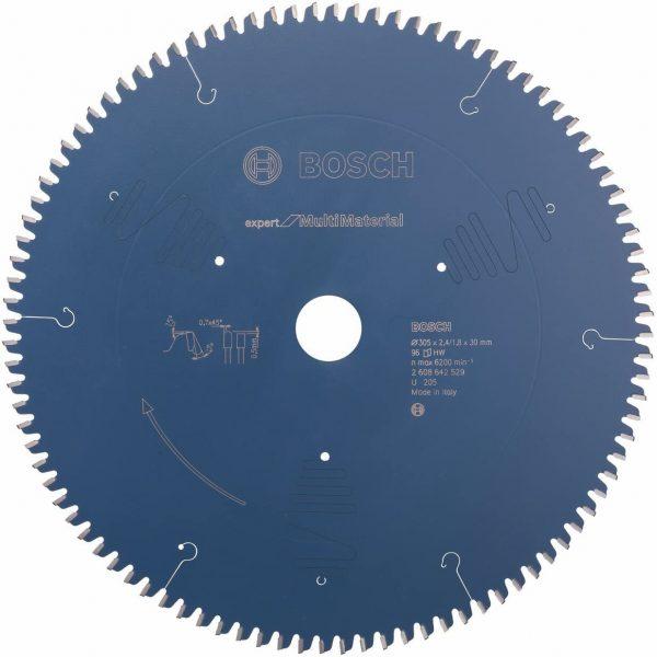 Panza fierastrau circular Bosch Multimaterial 305mm