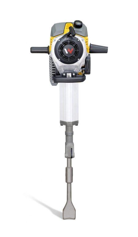 Ciocan demolator cu motor termic Wacker-Neuson BH 55 RW