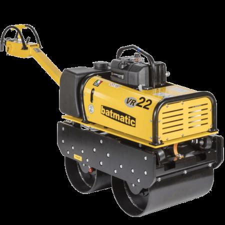 Cilindru compactor cu motor diesel Batmatic VR22E