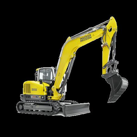 Excavator conventional pe senile Wacker-Neuson ET90