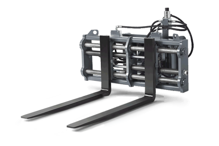 Furca paleti ajustabila hidraulic Wacker Neuson