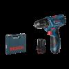 Masina de insurubat cu 2 acumulatori Bosch GSR 120-LI