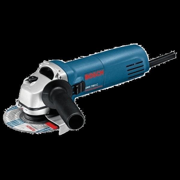 Polizor unghiular Bosch GWS 780 C