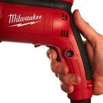 Masina de gaurit fara percutie Milwaukee HDE 6RQ