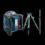 Nivela laser rotativa GRL 500 HV