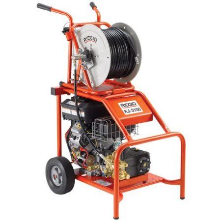 Masina de curatat canalizari Ridgid KJ-3100