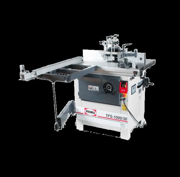 Masina de frezat lemn de banc Proma TFS-1000/30