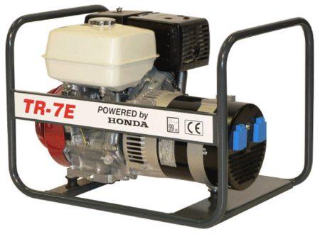 Generator de curent monofazat Tresz-Honda TR 7E