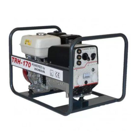 Generator de curent si sudura monofazat Tresz-Honda TRH 170