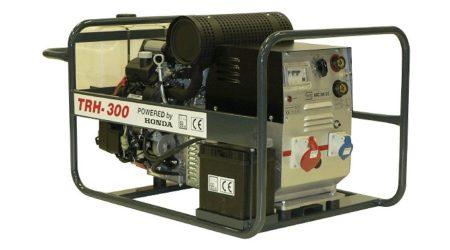 Generator de curent si sudura trifazat Tresz-Honda TRH 300