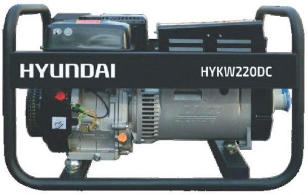 Generator de curent pentru sudura Hyundai HYKW220DC
