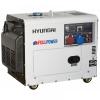 Generator de curent electric 7 kVA Hyundai DHY8600SE -T