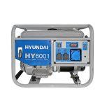 Generator de curent monofazat 6 kVA Hyundai HY6001