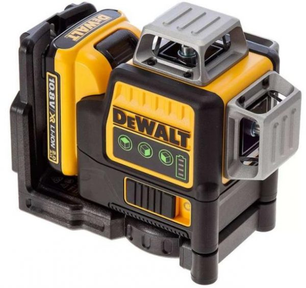 Nivela laser cu linii DeWalt DCE089D1G