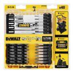 Set insurubare 40 de accesorii DeWalt DT70702