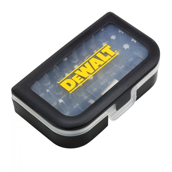 Set insurubare 31 accesorii DeWalt DT7944S